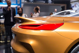 bmw z4 concept struts its stuff at the frankfurt auto show