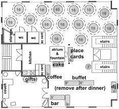wedding floor plans sle floor plans and room setup ideas to create your own venue