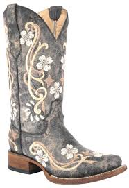 women u0027s embroidered boots country outfitter