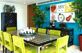Lime Green Dining Room Green Dining Room Chairs Medium Size Of Room Chairs With Arms