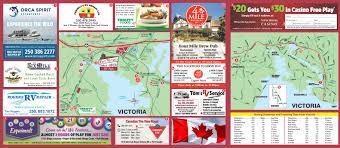 Victoria Bc Map Fort Victoria Rv Park Victoria Bc Rgs Readi Guide Services
