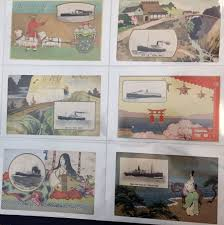More Postcards Amp Stamps Usa Map Virginia by Lux Mentis Booksellers U2013 Fine Press Esoterica Heirloom Quality