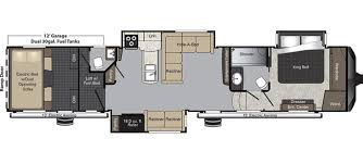 Sprinter 5th Wheel Floor Plans New Or Used Fifth Wheel Campers For Sale Rvs Near Tulsa