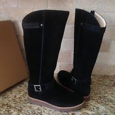womens ugg everglayde boots ugg australia zip suede equestrian boots for ebay