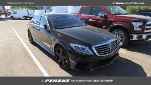 mercedes s class 2015 sedan 2015 used mercedes 4dr sedan s 63 amg 4matic at bmw