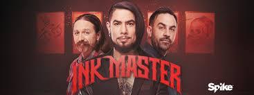 ink master tv on spike tv season 8