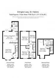 ellington floor plan ellington way st helens 4 bedroom semi detached