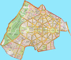 map of new city map of new delhi city new delhi city map vidiani maps of
