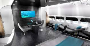 Boeing 787 Dreamliner Interior The Boeing 787 Dreamliner Private Jet Aircraft Completion News