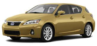 2011 lexus hs 250h gas mileage amazon com 2011 lexus ct200h reviews images and specs vehicles