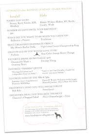 how to do wedding programs wedding programs m press