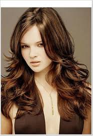 latest hair cuting stayle choppy layered haircuts for medium length hair to give you brand