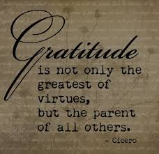 gratitude quotes on thanksgiving