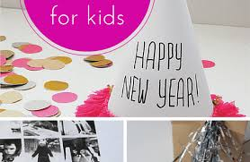 New Year Craft Decorations by 5 Fantastic New Years Eve Craft Ideas For Kids
