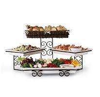 gourmet buffet server various colors sam u0027s club outdoor