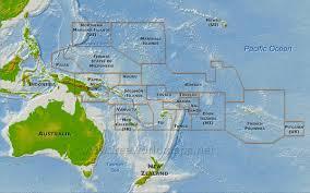 Latin America Physical Map Oceania Latin America Pinterest Latin America