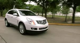 cadillac srx 4 2013 test drive 2013 cadillac srx review car pro