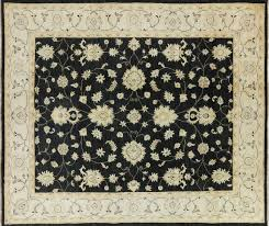 new charcoal black floral chobi peshawar 8x10 authentic pakistani