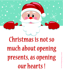 10 santa quotes sayings for