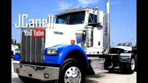kenworth w900 for sale canada 2008 kenworth w900 daycab conventional truck tour youtube