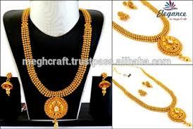 gold rani haar sets wholesale rani haar set indian temple jewellery imitation