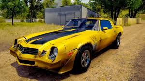 79 chevy camaro forza horizon 3 1979 chevrolet camaro z28 bumblebee
