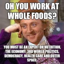 Whole Foods Meme - what good is whole foods if its food is poisoned american council
