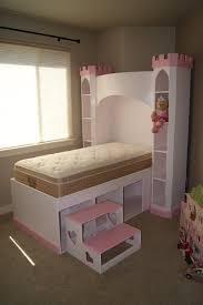 Rooms To Go Storage Bed New Custom Princess Bella 2 Castle Bed Loft Bunk Dream Castle