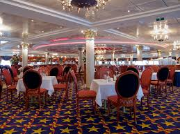 Main Dining Room Pride Of America From The Deck Chair