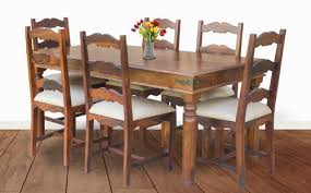 dining room table six chairs wooden six chair dining set six chairs dining table sets