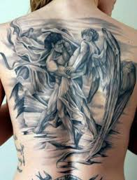 49 best angel tattoos designs for men u0026 women 2018 tattoosboygirl