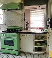 Retro Modern Kitchen 30