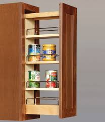 Pull Out Spice Rack Cabinet by Roll Out Shelves U0026 Pull Out Racks Custom Cabinets