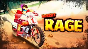 motocross race game desert rage bike racing game android apps on google play