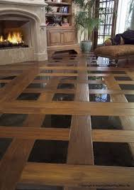 Wood Floor Design Ideas Impressive Decoration Tile And Wood Floor Attractive Design Ideas