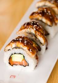 salmon avocado eel sushi roll recipe use real butter