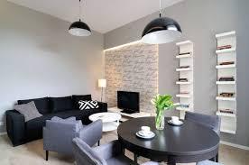 canap petit salon amenagement salon salle a manger petit espace c3 a0 table ronde