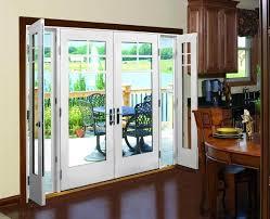 Inswing Patio Door Splendid Reliabilt Patio Door Wind Ideas Inswing
