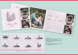 lds wedding invitations lds wedding invitation wording 46248 8 lds wedding invitation
