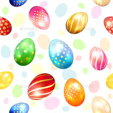 easter egg sale seamless background with colorful easter eggs by losw graphicriver