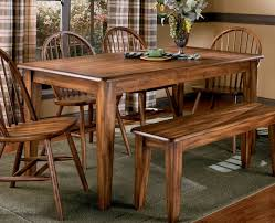 country dining room sets and vintage country style dining room sets with varnish wooden