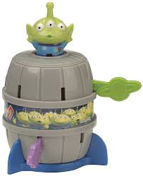 tomy disney toy story 3 alien rocket mini pop pirate 23 big