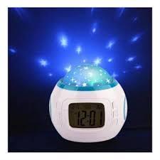 night light alarm clock buy electric lcd alarm clock time led flash music projection night