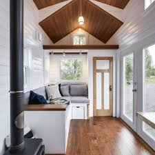 Mint Tiny Homes by 30ft Custom Loft Edition Tiny Home Tiny House Listings