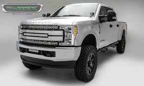 f250 led light bar t rex ford f 250 f 350 super duty torch al series main