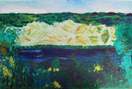 mt holyoke summit paint out brings artists to the land kestrel