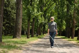 Echolocation For The Blind Study Finds Echolocation May Help Blind People Navigate The World