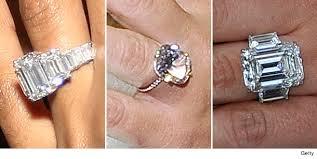 Kim K Wedding Ring by Ciara Vs Kim Kardashian Whose 15 Carat Ring Is Better Toofab Com