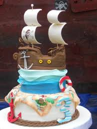 shiver me cakes pirate cake creations