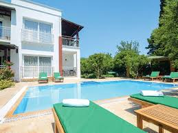 Bitez Private Pool Villa 2 Bodrum Bitez 3 Bedromed Villa Cottage